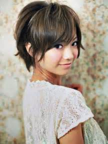 medium hairstyles  asian women  women haircuts
