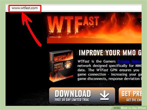 How To Use Wtfast 8 Steps (with Pictures) Wikihow