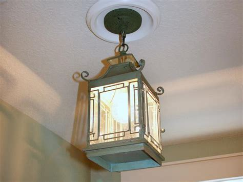 How To Change A Bathroom Light Fixture by Replace Recessed Light With A Pendant Fixture Hgtv