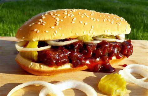 real mcrib sandwich barbecuebiblecom