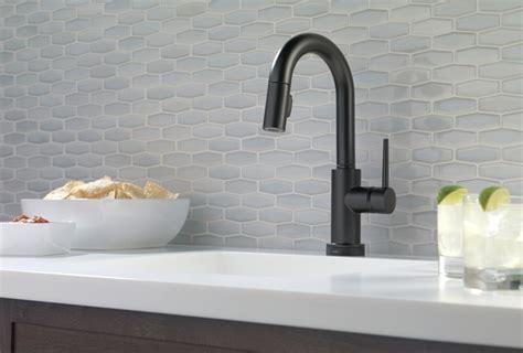 6 Reasons to Love a Matte Black Faucet: Design Inspiration
