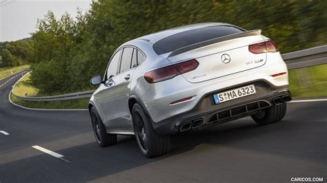 Is amg's rapid glc 63 suv the answer to your prayers, or to a question nobody's asking? 2020 Mercedes-AMG GLC 63 S 4MATIC+ Coupe (Color: Iridium ...