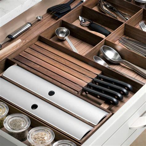 hafele fineline kitchen  plate organizer knife holder  harbor city supply