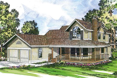 Country House Plan #142-1131