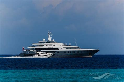 Yacht Queen K by Queen K Yacht Details And Current Position Imo
