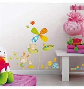 Sticker Chambre Bebe : chambres d 39 enfant ~ Melissatoandfro.com Idées de Décoration