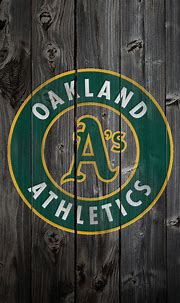 Oakland Athletics Phone Wallpaper (960x640) by slauer12 on ...