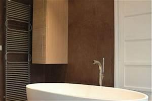 Cire Pour Enduit : enduit pour murs beton cire ~ Premium-room.com Idées de Décoration