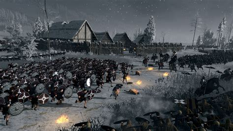 total war saga thrones  britannia review cgmagazine