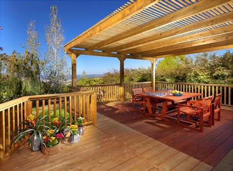 Beautiful Decking by 10 Beautiful Decks Homespree