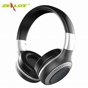 ZEALOT B20 Stereo Wireless Bluetooth 4.1 Earphone ...  Headphone