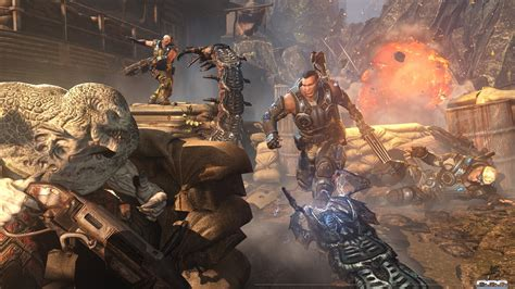 Gears Of War Judgment Preview For Xbox 360 Cheat Code