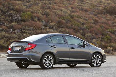 2012 Honda Civic: Used Car Review