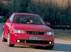 AUDI S3 specs 1999, 2000, 2001 autoevolution