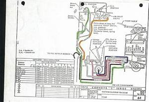 1971 Vette Vacuum Diagrams - Corvetteforum