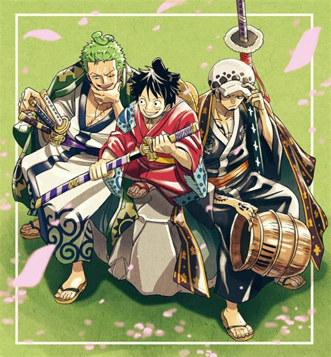 Rz pirates hunter wallpaper opfans for android apk download. One Piece Wano Arc Wallpaper 4k - WallpaperAnime