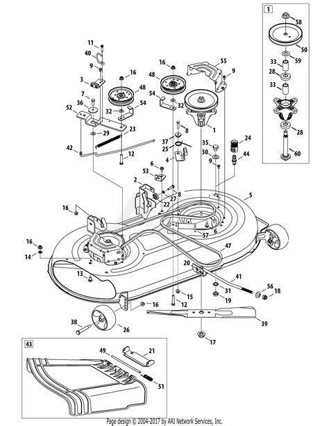 Scotts Parts Diagram