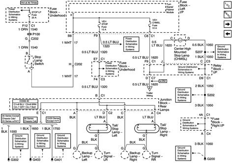 03 Suburban Ignition Switch Wiring Diagram by I A 2003 Chevrolet 2500hd Silverado Up Both