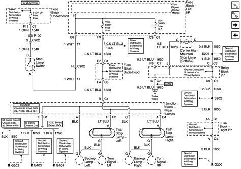 2003 Chevy 2500 Wiring Diagram by I A 2003 Chevrolet 2500hd Silverado Up Both