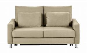 Sofa 1 80 Breit : schlafsofa braun mikrofaser f rth sand 120 cm ~ Markanthonyermac.com Haus und Dekorationen