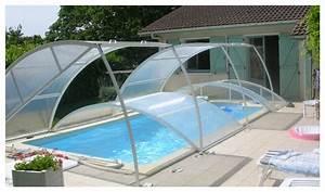 Abri bas clair pour piscine amovible special terrasse a for Piscine sous terrasse amovible 3 abri bas clair pour piscine amovible special terrasse 224