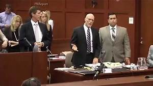 Zimmerman Lawyer Don West Gets Into Argument With Judge ...