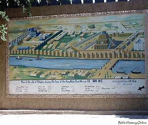 Plan of the City of Babylon - Images of Ancient Babylon ...