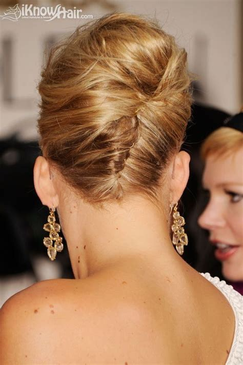 Hairstyles For Thin Hair Updos by Updo For Hair Hairstylo