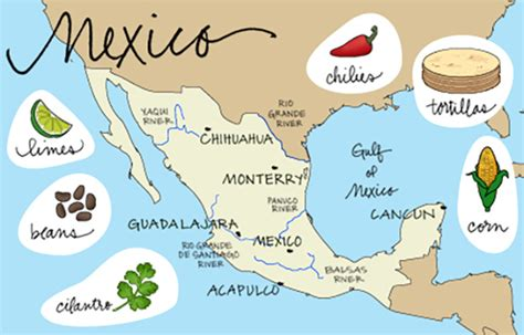 cuisine origin food history mexipes
