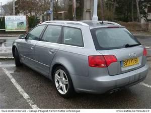 Audi Break Occasion : audi a4 avant 2l tdi 140 cv ambition luxe 2005 occasion auto audi a4 ~ Gottalentnigeria.com Avis de Voitures