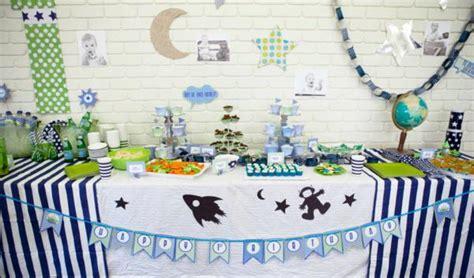 karas party ideas rockets aliens space themed st