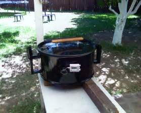BBQ Ugly Drum Smoker