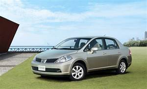 Nissan Tiida Sed U00e1n 2007