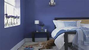 deco peinture chambre dulux valentine With peinture bleu pour chambre