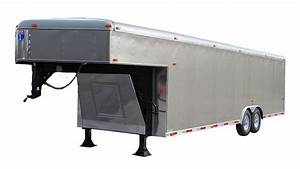 Wd Series 7 U0026 39  Wide Gooseneck  U0026 Fifth Wheel