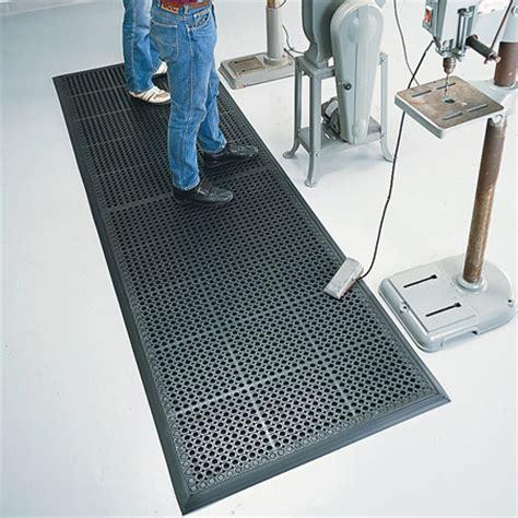 Waterhog Commercial Floor Mats by Rubber Drainage Anti Fatigue Mats Are Rubber Anti Fatigue