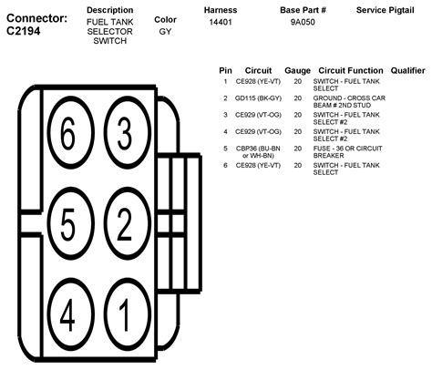 Need Help Wiring Aux Fuel Tank With