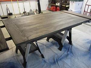 Dining Room Table – Before & After Houston Furniture