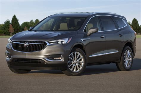 2018 buick enclave review ratings specs prices and the car connection
