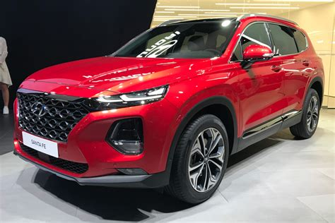 New Hyundai Santa Fe Suv Prices And Specs Confirmed Auto