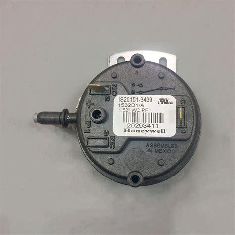 Pressure Switch Pc200 7 Pn lennox pressure switch 12w53 shortys hvac supplies