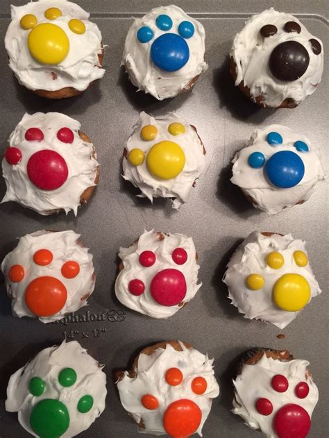cupcake design   pet themed party dog  cat lovers