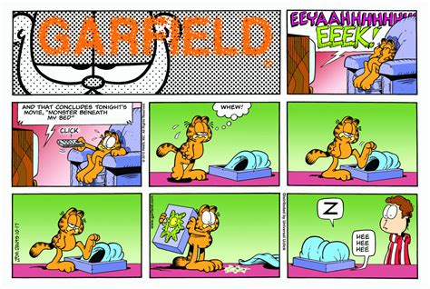 Daily Comic Strip On October 17th, 2010