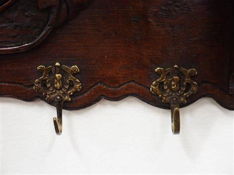 antique pine wall bracket  coat rack antiquescouk