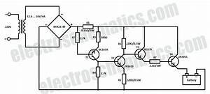 solved how does this car battery charger work or what is With auto battery cut off circuit with 12v charger together with t1 circuit