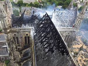 Huge Fire Damages Basilica of Saint-Donatien in Nantes ...