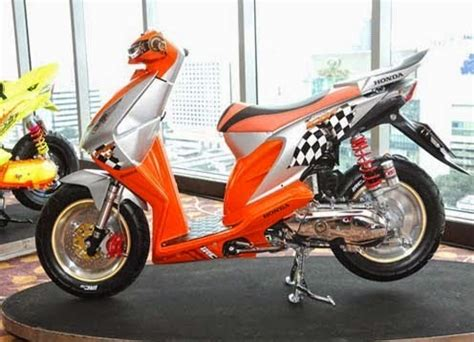 Beat Modification by 12 Modification Honda Beat The Motorcycle