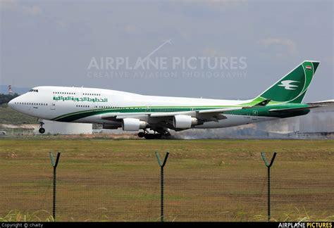 YI-ASA - Iraqi Airways Boeing 747-400 at Kuala Lumpur Intl | Photo ID 360989 | Airplane-Pictures.net