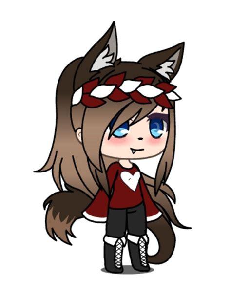 pin  abby  wolf  diseno moda boceto cute anime chibi cute anime character cute drawings