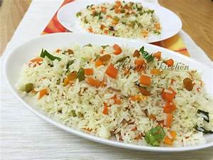 FRIED RICE RECIPE VEGETABLE FRIED RICE